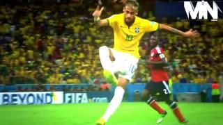 Neymar vs Colombia World Cup 2014 HD