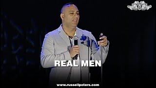 Russell Peters | Real Men