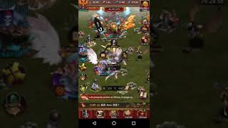 Clash of kings Kvk 1054 vs 513