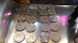 2000円分トリニティに課金する!【メダルゲーム生放送】