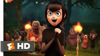 hotel transylvania 2 2 10 movie clip werewolf birthday party 2015 hd
