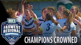 The Road Continues - Region IV Champions Crowned thumbnail