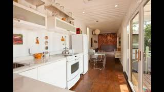 Shipping Container Homes Airbnb - Atl Eco Container: Tiny Shipping Container Airbnb In Atlanta