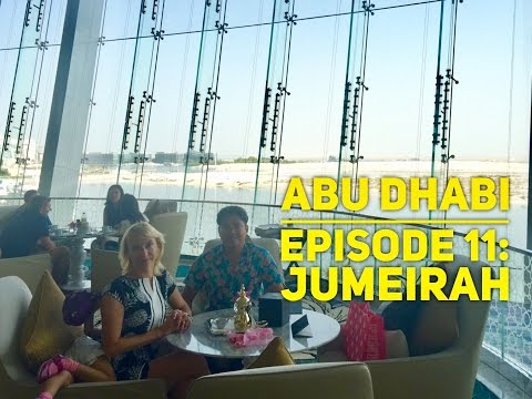 Best of Abu Dhabi Episode 11: Jumeirah Lobby Lounge by HourPhilippines.com