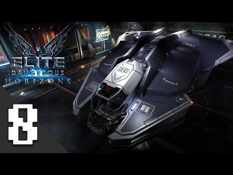 Let's Join the Empire! - Elite: Dangerous Horizons - Episode 8