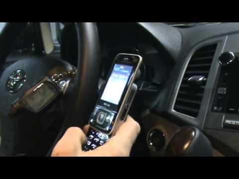 Обзор Pandora DXL 3700 установка на Toyota Venza