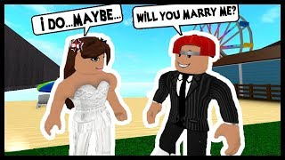 MY WEDDING DAY IS A DISASTER! - Roblox