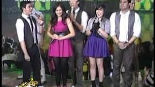 ASAP Rocks Champs Sarah, Erik, Xtian, Yeng & Jed - ABBA Medley 02Jan11