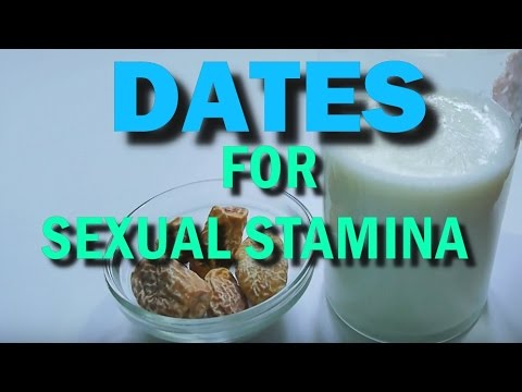 How To Increase Sexual Stamina With Dates?