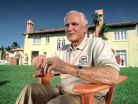 "Super Bowl ""Don Shula"" TV Spot"