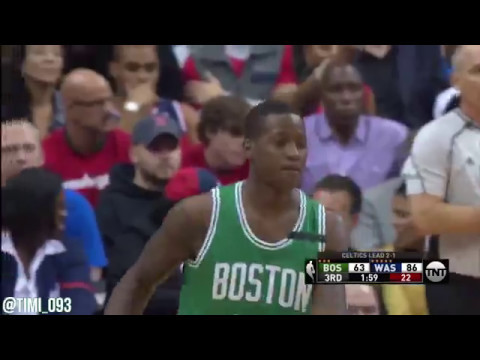 Terry Rozier R2G4 Highlights vs Washington Wizards (16 pts, 7 reb)