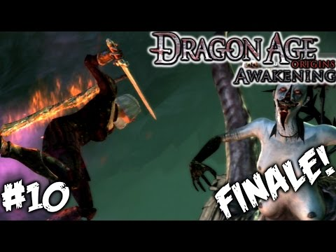 Dragon Age Awakening   10 FINALE   TAKING OUT THE MOTHER!