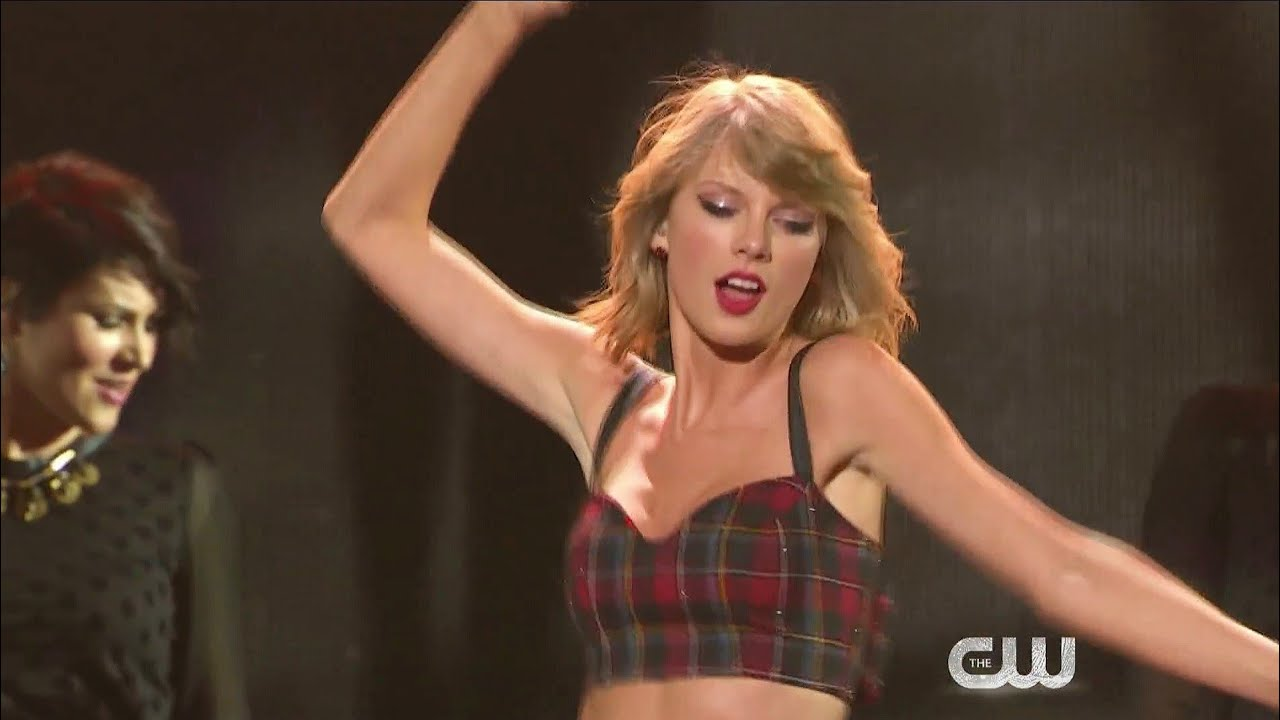 Taylor Swift -  Shake It Off - iHeartRadio Jingle Ball 2014