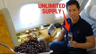 Guy Used A Frequent Flyer Loophole To Take A $60K First-Clas...