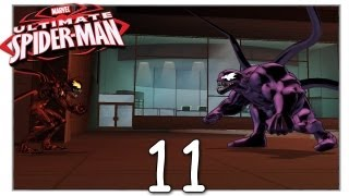 Ultimate Spider-Man #11 - Carnage vs Venom - Let