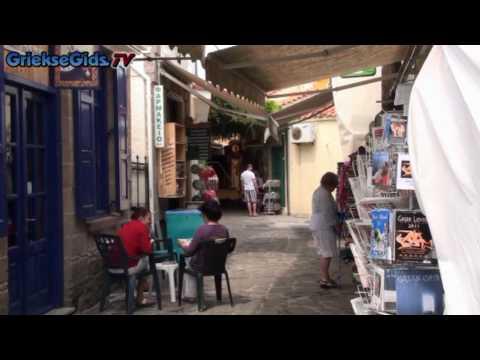 Eiland Lesbos - De Griekse Gids