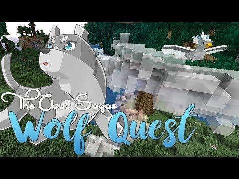 Mists Above The Sanctuary ⛅🐺 Cloud Sagas: Wolf Quest Rescue! • #25