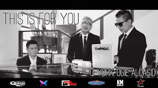 q york ogie alcasid this is for you official music video