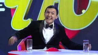 Мисс Чувство Юмора выпуск 10 HD - в гостях Санат Шапашов и Сергей Литовченко