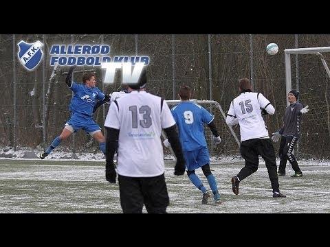 Vallensbæk IF - Allerød FK (Senior 1) (09-02-2013)