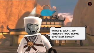 Lego Ninjago wu-cru app part 1 - Saving Zane