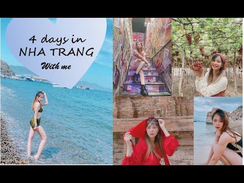KINH NGHIỆM DU LỊCH NHA TRANG 4 NGÀY ĐI ĐÂU, ĂN GÌ | REVIEW TOUR 3 ĐẢO, VĨNH HY, CITY TOUR