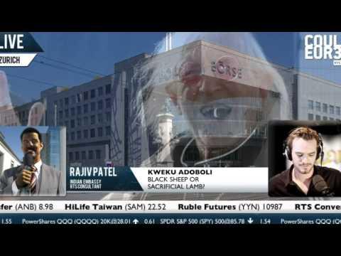 Rajiv Patel - UBS trader on trial