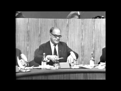 Valet 1966 - Slutdebatten