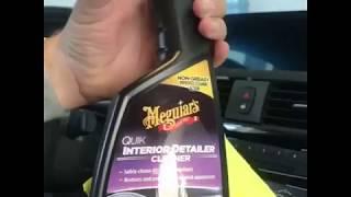 Средство по уходу за салоном автомобиля Meguiar's G136 Quick Interior Detailer Cleaner