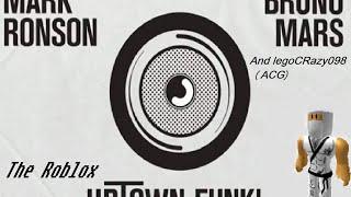 il film di roblox uptown funk!