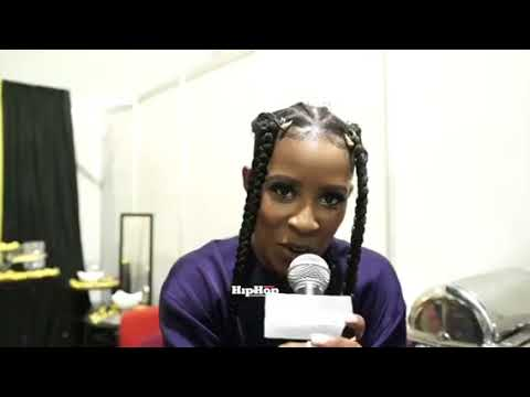 Breaking News ! Dej Loaf gives Interview at Bronner Brother's Hair Show !