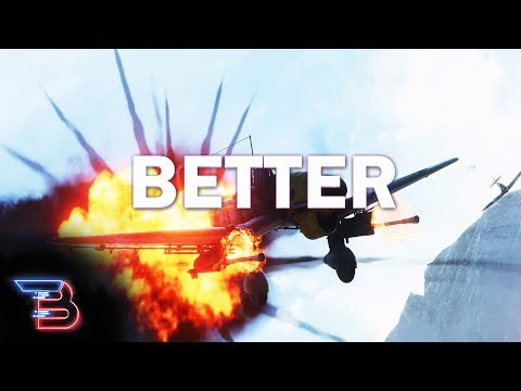 THE GAME GETS BETTER! - BATTLEFIELD 5