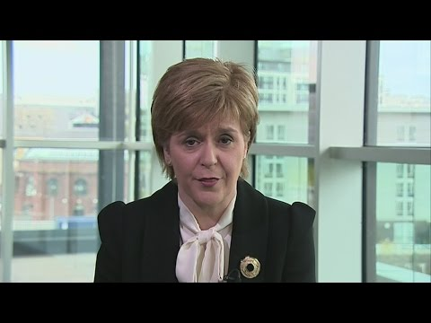 Nicola Sturgeon: 'dirty tricks' by Alistair Carmichael mean he 'should consider his position'