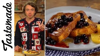 Holiday French Toast l The Tastemakers- Frankie Celenza