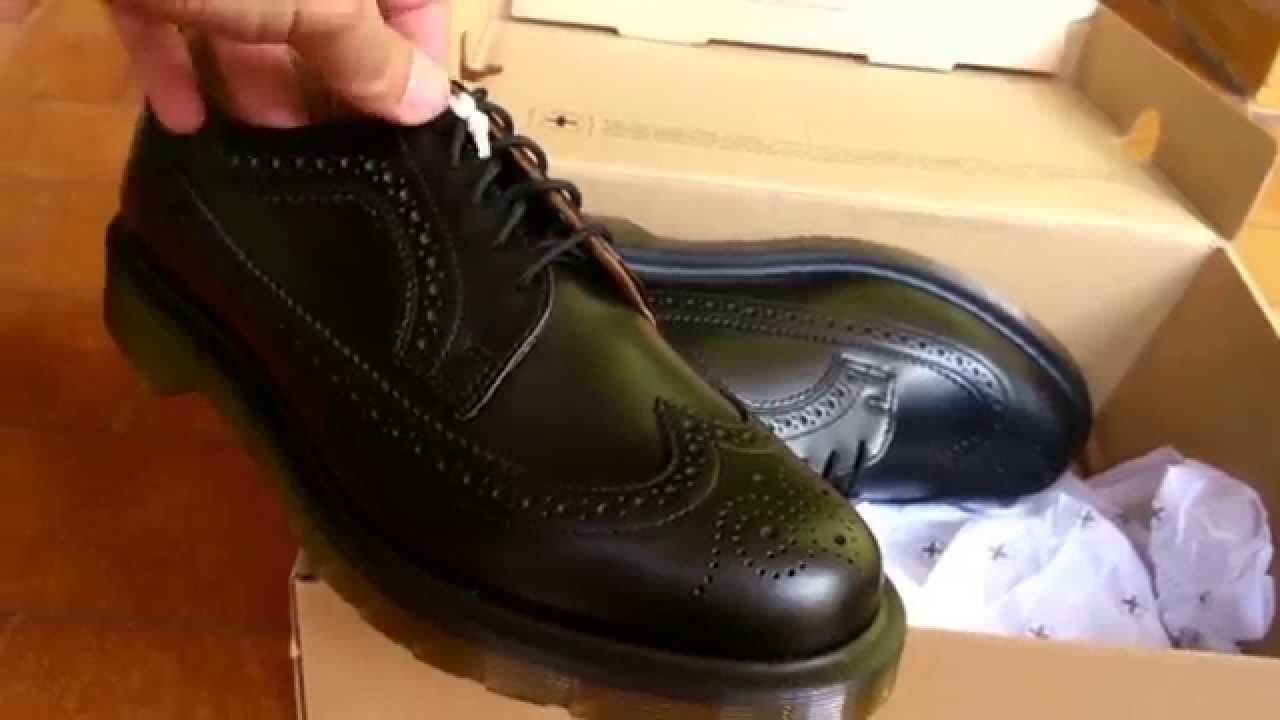 Оригинальные Ботинки Dr.Martens без меха. Коричневые - YouTube