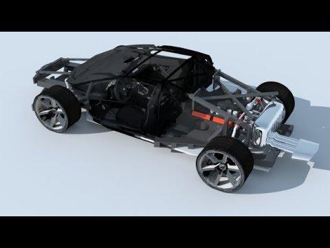 Lamborghini aventador || Share free 3D cad models #100058