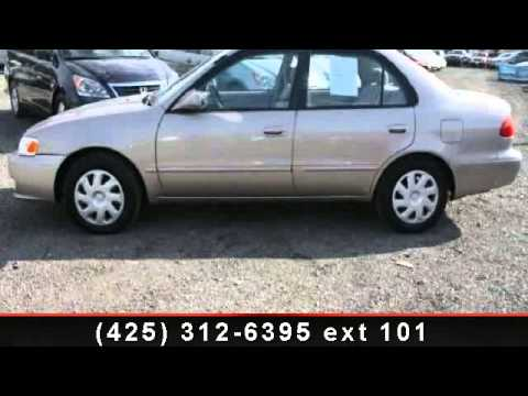 Full download 2001 toyota corolla my town motors auburn for My town motors auburn wa