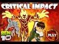 Ben 10  Critical Impact Games For Kids - Gry Dla Dzieci