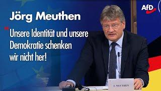 """""""Identität und Demokratie"""" Fraktion von Jörg Meuthen!"""