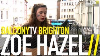 ZOE HAZEL - LAUGH TOGETHER (MICKEYS SONG) (BalconyTV)
