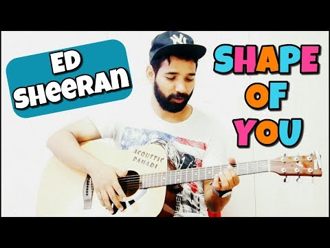 Shape of You Guitar Chords Lesson Heartbeat Style