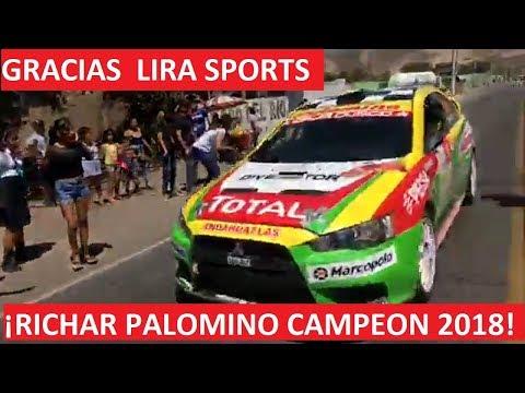 RALLY CAMINOS DEL INCA 2018 ¡ASI FUE LA LLEGADA A LA META FINAL CARRERA DE AUTOS EN PALPA!