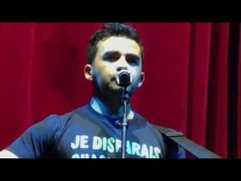 """Nazim Khaled """"Pour qu'on me voit"""""""