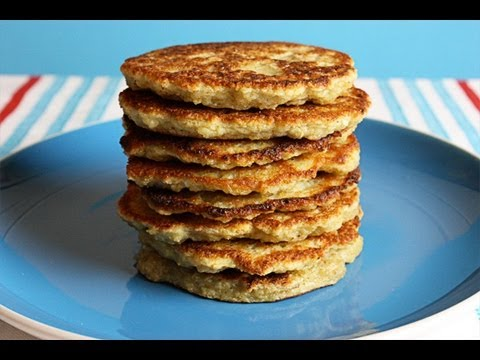 Easy Potato Pancakes - Polish Placki Ziemniaczane