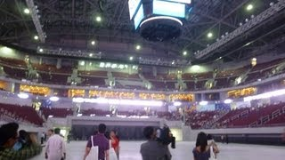 Mall of Asia Arena Tour! (Pacquiao vs. Bradley)
