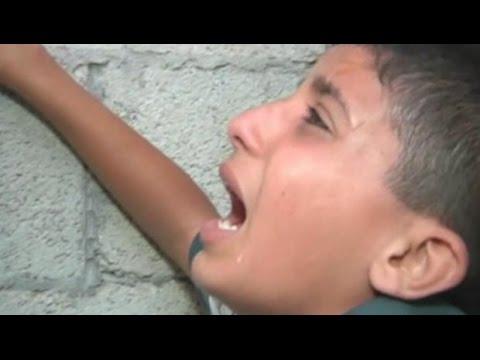 Attack on UN school in Gaza