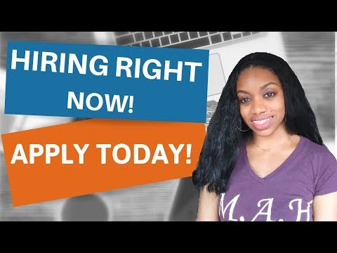$15 An Hr. Work From Home. No Experience Required.Training Provided.