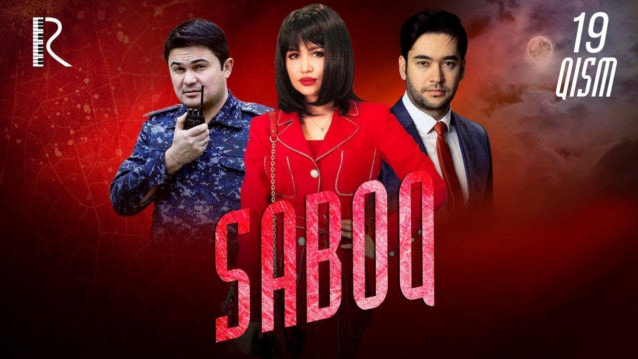 Saboq (o'zbek serial) | Сабок (узбек сериал) 19-qism #UydaQoling