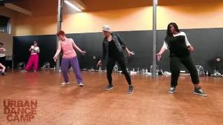 """Put Di Ting Deh"" :: Laure Courtellemont (Dancehall / Ragga Jam / Choreography) :: URBAN DANCE CAMP"