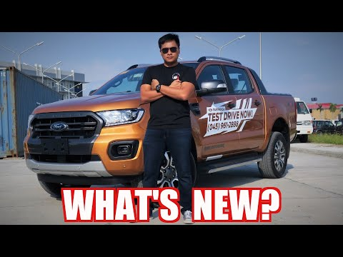 2019 Ford Ranger Wildtrak | Review | Philippines